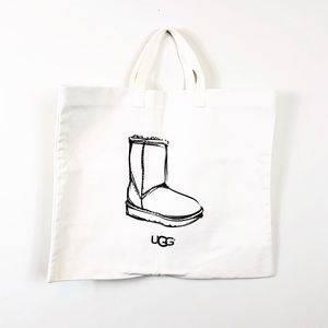UGG classic boot Tote
